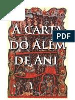 A CARTA DO ALÉM DE ANI