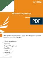 Workshop Grammar