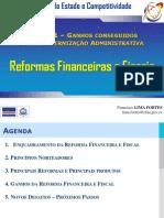 Forum RE e Competetividade Francisco Fortes