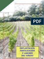 8. Implantación, Fertilización y Labores del Viñedo