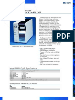 THT 600X Brochure