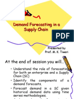 Demand Forecasting Lecture