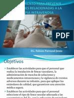Procedimiento Para Prevenir Infecciones as a La Terapia
