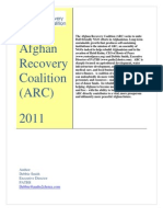 Afghan Recovery Coalition Brief 2