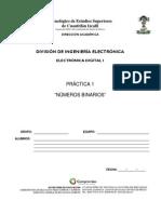 Diseño Digital PRAC # 1