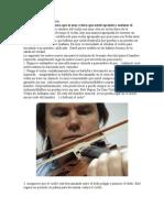 Curso de violín en español