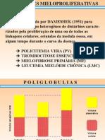SINDROMES MIELOPROLIFERATIVAS