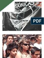 ULTRASONICAS EN EL TIANGUIS CULTURAL DEL CHOPO 2007