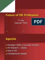 Future of HR Profession