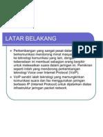 VOIP Presentation