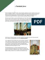 History of the Turkish Jews