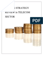 Pricing Strategy Review in Telecom Sector (2)