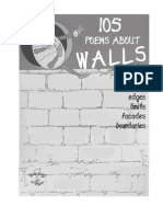 Wall Poem Booklet
