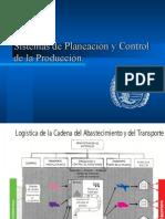 Presentacion Sistemas de Planeacion y Control