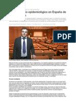 Primer estudio epidemiológico en España de Fatiga Crónica