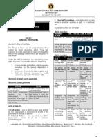47537119 Ateneo 2007 Civil Procedure Reviewer