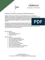 Webinar PCB Fundamentals