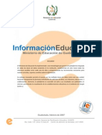 Brochure mineDuc