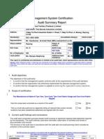 Audit Report of SRF Date 16.9.11 (2)