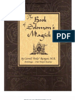 Poke Runyon - Book of Solomons Magick