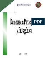 7 Democracia Participativa y Protagónica[1]