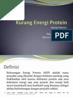 Kurang Energi Protein (2)