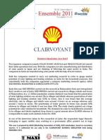 Ensemble Shell Clairvoyant Case