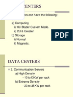 Data Center Servers&Efficiency