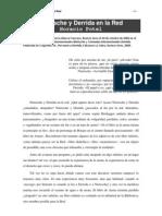 Horacio Potel - Nietzsche y Derrida en La Red