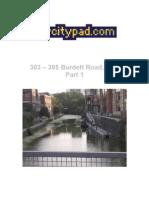 Burdett Road Report - Part 1