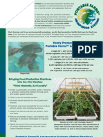 Portable Farms(TM) Aquaponics Systems