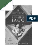Jacq Christian - El Iniciado