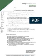 Cuestionario sobre el Manual de Seguridad y Salud en Oficinas. Fremap
