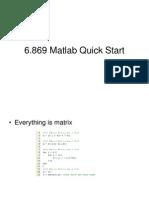 6869 Matlab Tutorial