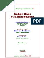 Sobre Dios y La Masonería