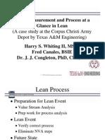 Work Measurment CaseStudy