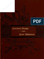 Frank Barbour Coffin --Coffin's Poems With Ajax' Ordeals (1897)