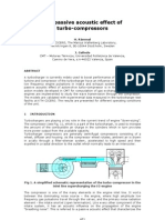 33_The Passive Acoustic Effect of Turbo-compressors
