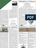 Obiettivo Futuro di Generazione Futuro, Calatafimi Segesta Ottobre 2011