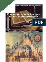 Teoria Acerca Del Origen de La Francmasoneria