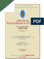 Que Es La Francmasoneria Primitiva