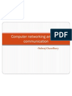 Computer Networking and Data Communication