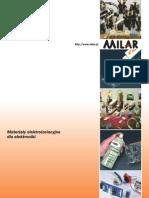 MILAR Mat Elektroizolacyjne Dla Elektroniki