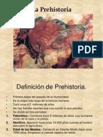 Tema La Prehistoria
