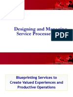8 Designing and Managing Service Processes
