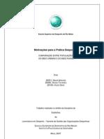 Microsoft Word - RelatórioEstatística