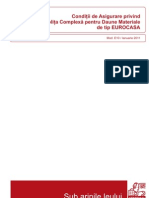 CONDITII EUROCASA
