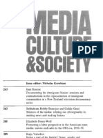 Whiteing Out - Media Culture