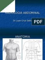 Radiologia Abdominal