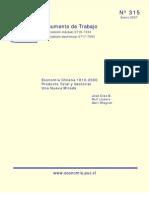 Economia Chile Rolf Luders